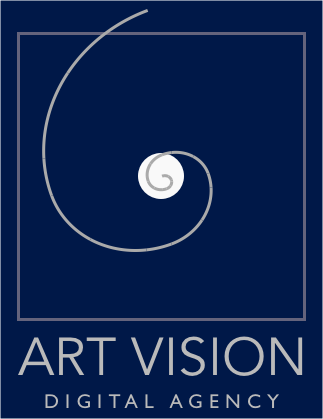 artvision digital agency logo official
